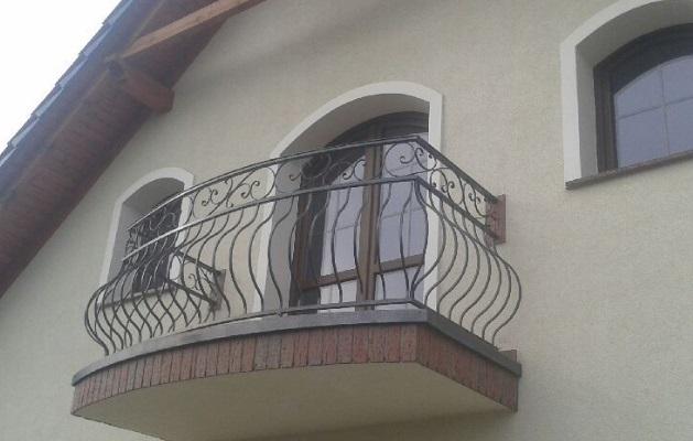 Balustrada balkonowa XXXX
